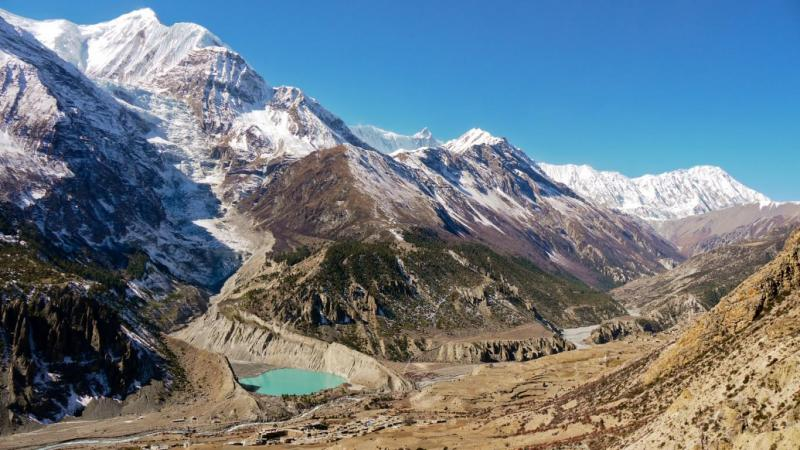 Annapurna Circuit Trek / Round Annapurna Trek