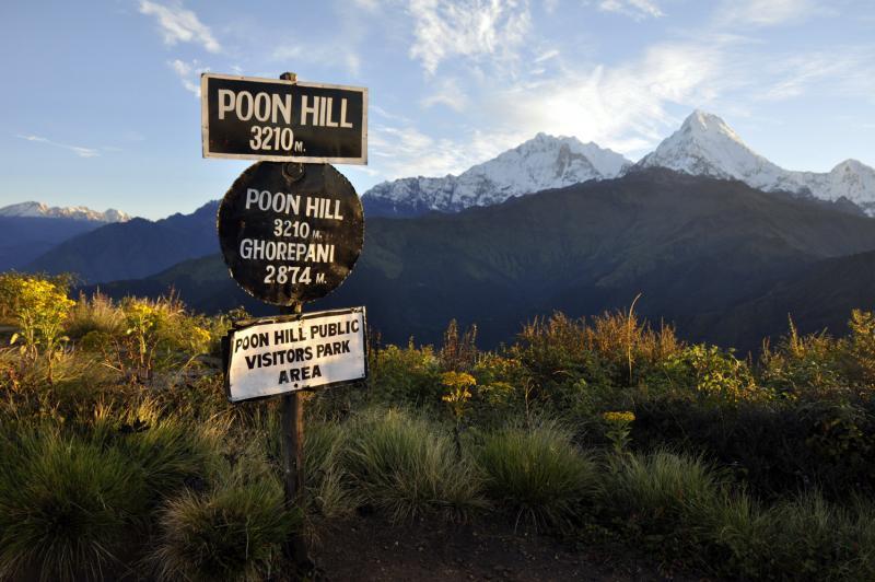 Ghorepani - Poon Hill Trek